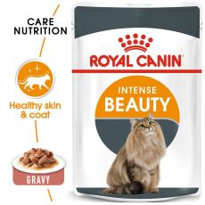 Royal Canin Intense BEAUTY 85g - hrană în pungă de aluminiu